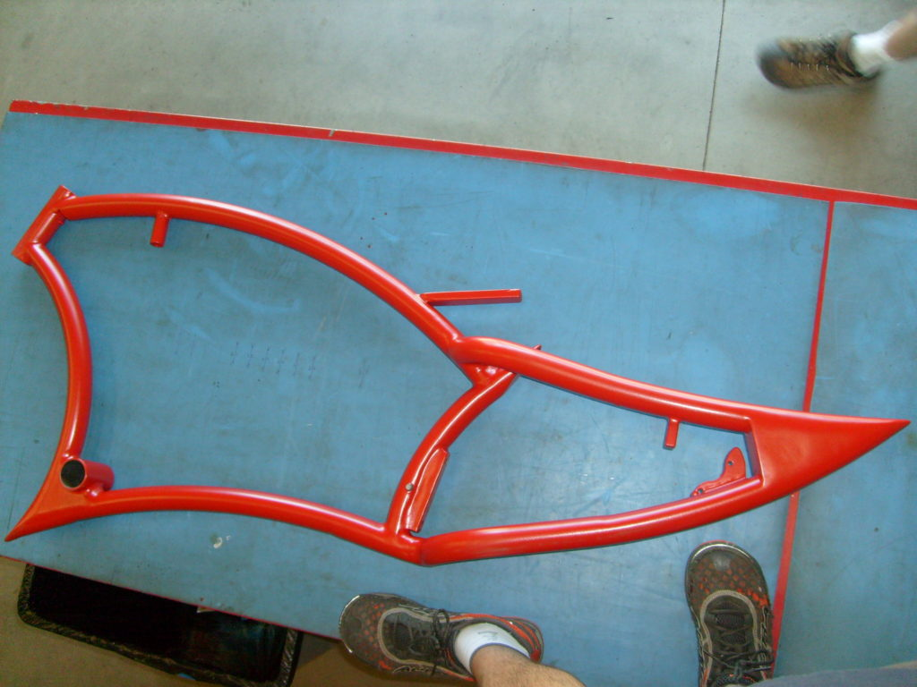 Custom Bike Frame